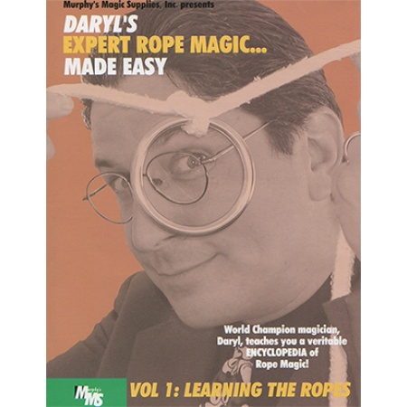 Expert Rope Magic Made Easy by Daryl - Volume 1 video DOWNLOAD