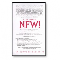 NFW, by Gary Freed
