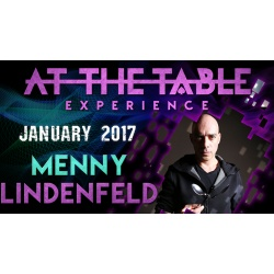At The Table Live Lecture Menny Lindenfeld January 4th...