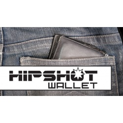 Hip Shot Wallet - Echtleder