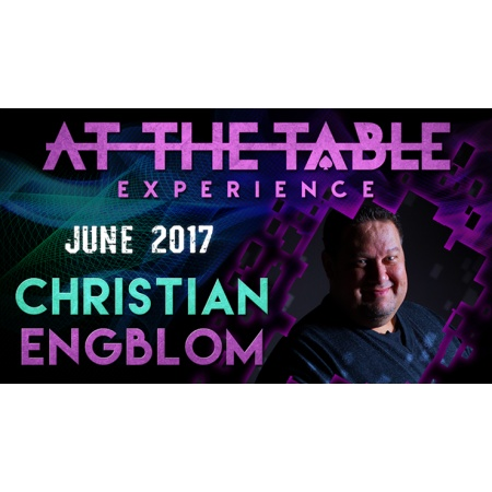 At The Table Live Lecture Christian Engblom June 21st 2017 video DOWNLOAD