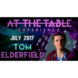 At The Table Live Lecture Tom Elderfield July 5th 2017...