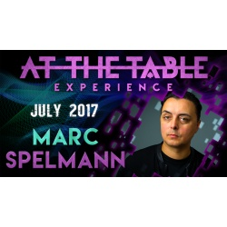 At The Table Live Lecture Marc Spelmann July 19th 2017...