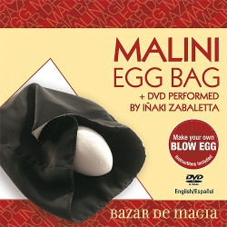 Malini Egg Bag Reloaded, by Bazar de Magia, Eierbeutel