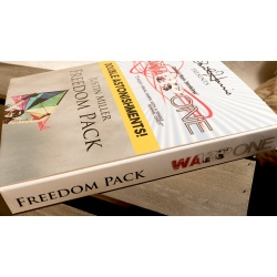 Warp One/Freedom Pack by Justin Miller & David Jenkins