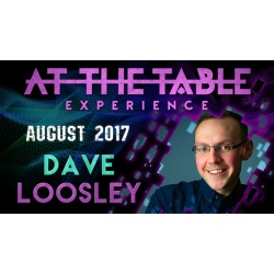 At The Table Live Lecture Dave Loosley August 2nd 2017...