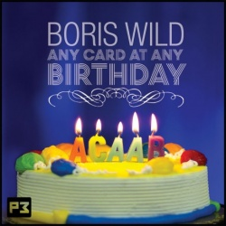 ACAAB - Any Card At Any Birthday, by Boris Wild