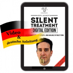 The Silent Treatment - Digital Edition, by Jon Allen