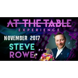 At The Table Live Lecture Steve Rowe November 1st 2017...