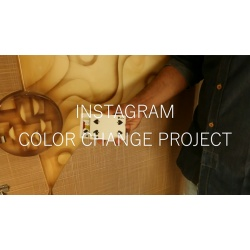 Magic Encarta Presents INSTAGRAM COLOR CHANGE PROJECT by...