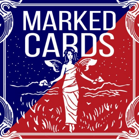 Marked Deck, Markierte Karten (Bicycle Maiden Back)