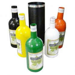 Color Changing Bottle - Aluminium