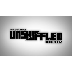 Unshuffled Kicker by Paul Gertner