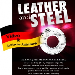 Leather & Steel by Al Bach - Solid thru Solid