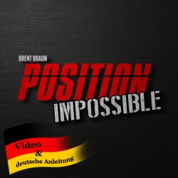 Position Impossible by Brent Braun (Card At Any Number)