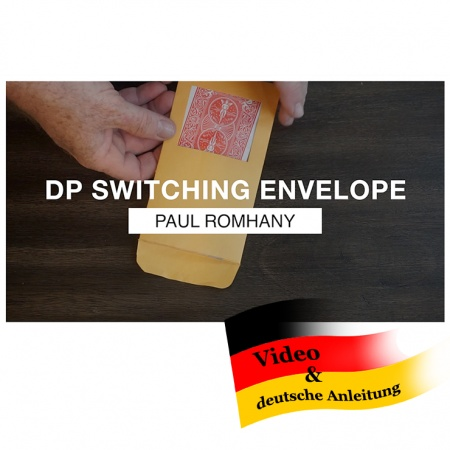 DP Switching Envelope by Paul Romhany