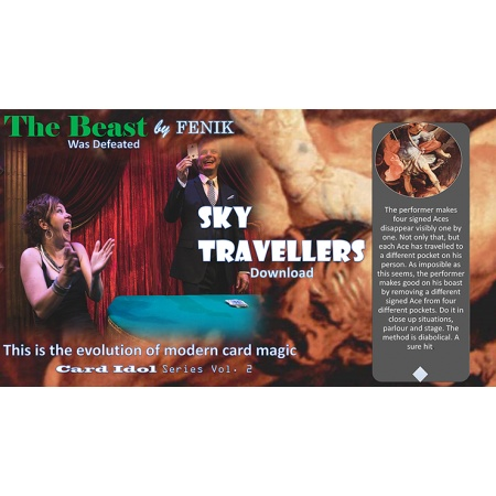 Sky Travellers by Fenik video DOWNLOAD