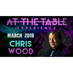 At The Table Live Lecture Chris Wood March 21st 2018...