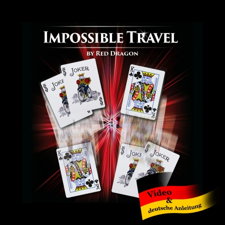 Impossible Travel by Red Dragon, Drei-Karten-Platztausch