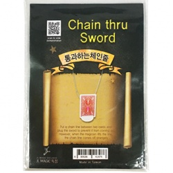 Chain thru Sword Mini, Durchdringung