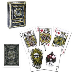 Infinity Playing Cards 2. Edition