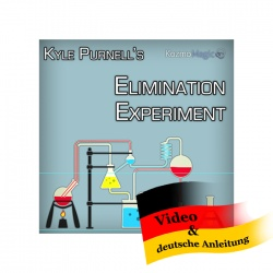 Elimination Experiment by Kyle Purnell - ESP Test mal anders