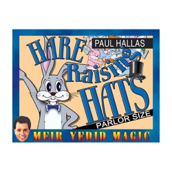 Hare Raising Hats by Paul Hallas (Parlor Size)
