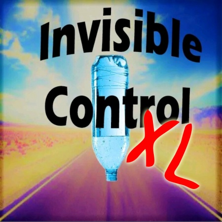 Invisible Control XL by Sylar Wax
