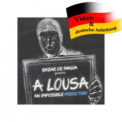 A Lousa by Alejandro Muniz, The New Prediction Board