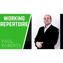 Working Repertoire by Paul Roberts video DOWNLOAD