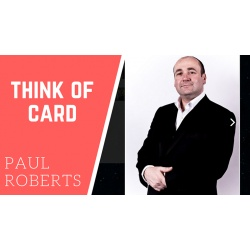 Think of Card by Paul Roberts video DOWNLOAD