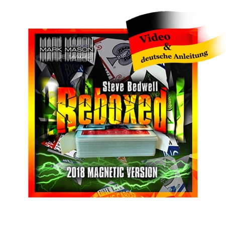 Reboxed by Steve Bedwell (Magnetic Version)