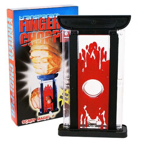 Transparent Finger Chopper, Untersuchbare Finger-Guillotine