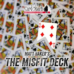 The Misfit Deck by Matt Baker