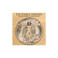 Da Vinci Vanish by Leonardo Burroni and Medusa Magic...