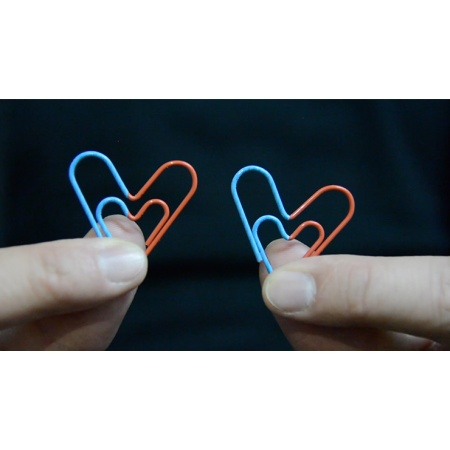 Clipid - Linking & Melting Paperclip by Magic Stuff