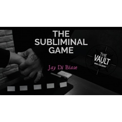 The Vault - The Subliminal Game by Jay Di Biase video...