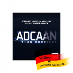 ADCAAN by Alan Rorrison - Any Card at any Number