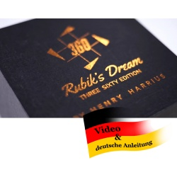 Rubik´s Dream - Three Sixty Edition, by Henry Harrius