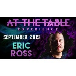 At The Table Live Lecture Eric Ross 2 September 18th 2019...