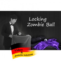 Locking Zombie Ball by JL Magic - Schwebekugel, Floating...