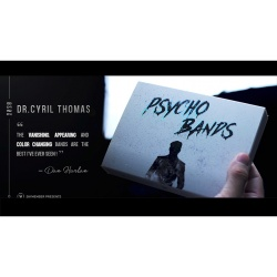 Psychobands by Dr. Cyril Thomas ft. Calvin Liew
