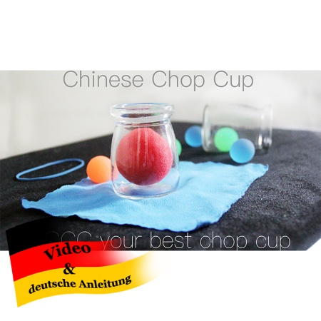 CCC Chinese Chop Cup (Glas)