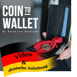Coin to Wallet by Rodrigo Romano