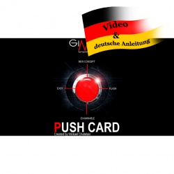Push Card - Mickael Chatelains Rising Card Effect