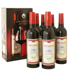 Multiplying Wine Bottles, Deluxe-Flaschenvermehrung (6...