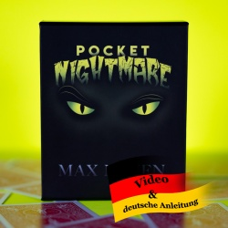 Pocket Nightmare by Max Maven (Einarmiger Bandit)