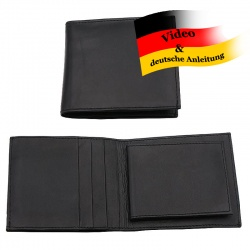 Himber Wallet, schwarz - New Model