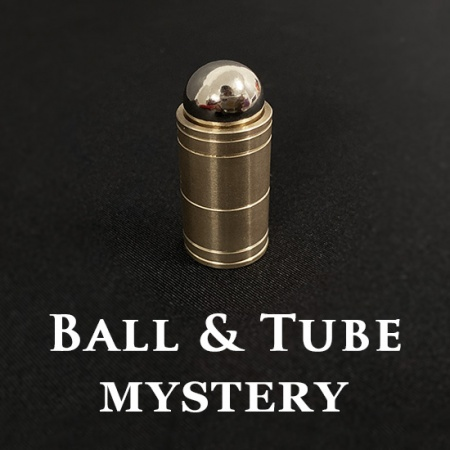 Locking Steel Ball and Tube