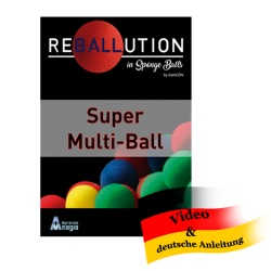 Super Multi Ball by Gabriel Gascon
